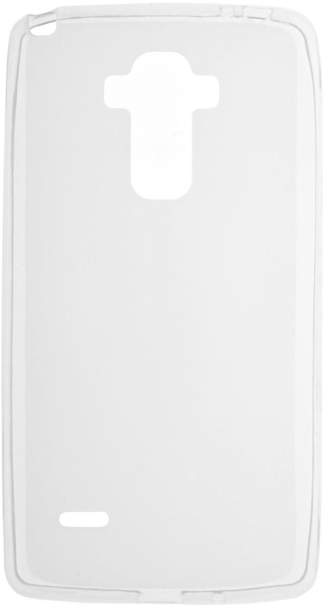 Skinbox Silicone чехол для LG G4 Stylus, Transparent2000000083223Чехол-накладка Skinbox Silicone для LG G4 Stylus обеспечивает надежную защиту корпуса смартфона от механических повреждений и надолго сохраняет его привлекательный внешний вид. Накладка выполнена из высококачественного силикона, плотно прилегает и не скользит в руках. Чехол также обеспечивает свободный доступ ко всем разъемам и клавишам устройства.