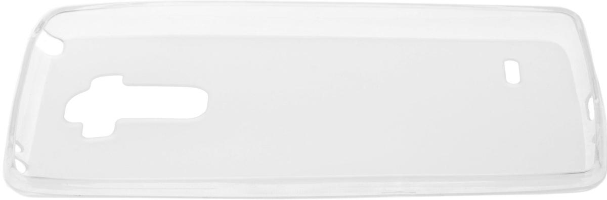 Skinbox Silicone чехол для LG G4 Stylus, Transparent