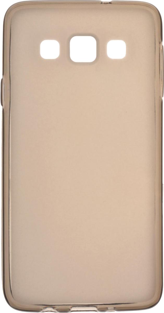 Skinbox Silicone чехол для Samsung Galaxy A3, Brown2000000083261Чехол-накладка Skinbox Silicone для Samsung Galaxy A3 обеспечивает надежную защиту корпуса смартфона от механических повреждений и надолго сохраняет его привлекательный внешний вид. Накладка выполнена из высококачественного силикона, плотно прилегает и не скользит в руках. Чехол также обеспечивает свободный доступ ко всем разъемам и клавишам устройства.