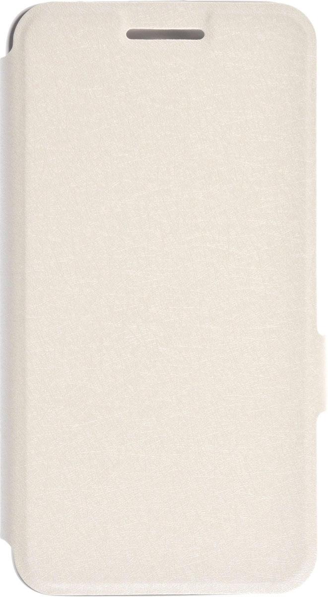 Prime Book чехол для Lenovo A3600/3800, White2000000083513Чехол Prime Book для Lenovo A3600/3800 выполнен из высококачественного поликарбоната и экокожи. Он обеспечивает надежную защиту корпуса и экрана смартфона и надолго сохраняет его привлекательный внешний вид. Чехол также обеспечивает свободный доступ ко всем разъемам и клавишам устройства.