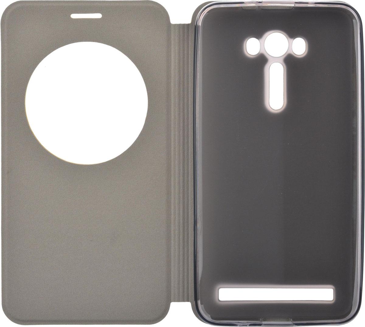 Skinbox Lux AW чехол для Asus Zenfone Laser 2 ZE550KL, Yellow