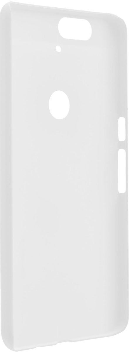 Skinbox 4People чехол для Huawei Nexus 6P, White