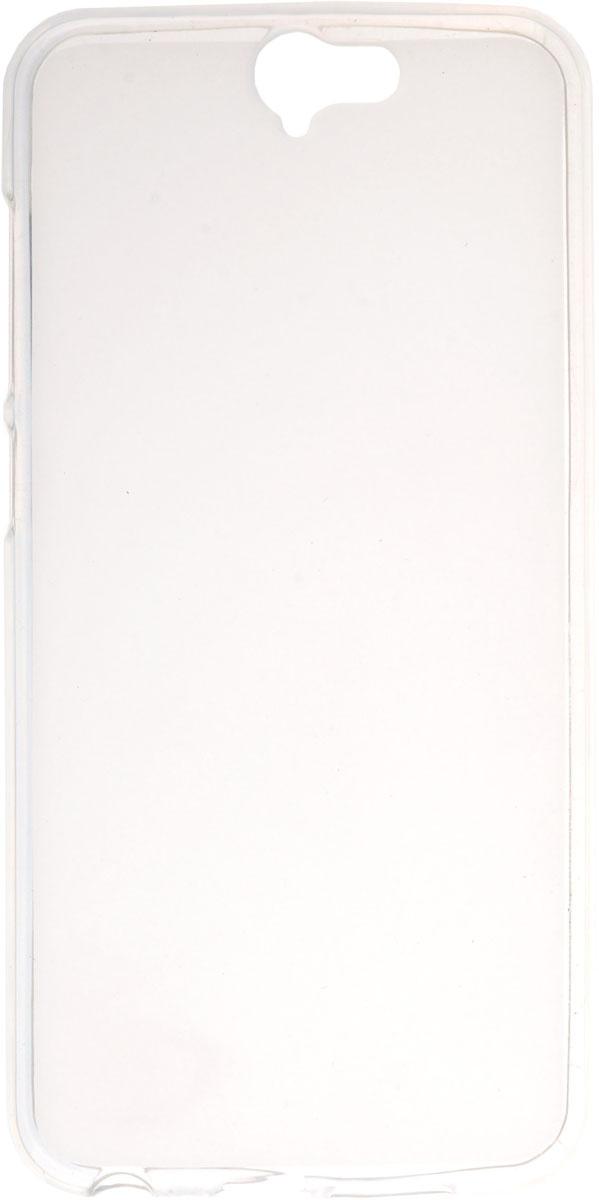 Skinbox Silicone чехол для HTC One A9, Transparent