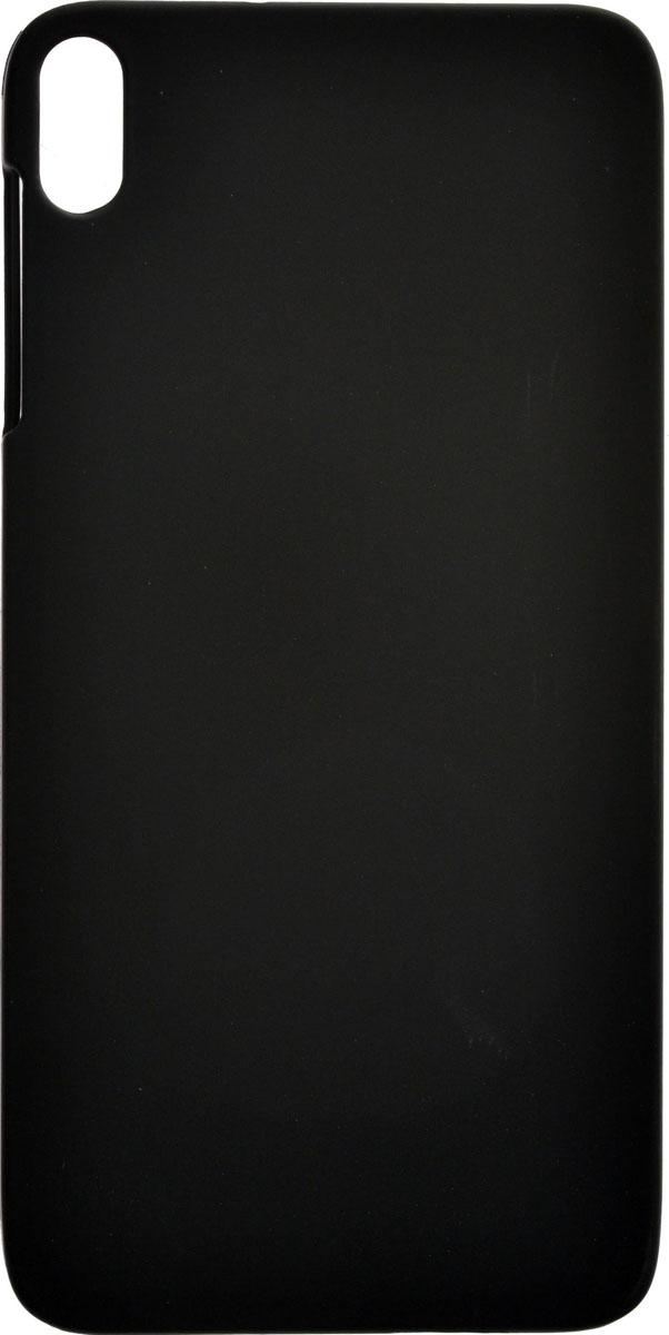 Skinbox 4People чехол для Huawei ShotX, Black2000000084541Чехол-накладка Skinbox 4People для Huawei ShotX бережно и надежно защитит ваш смартфон от пыли, грязи, царапин и других повреждений. Выполнена из высококачественного поликарбоната, плотно прилегает и не скользит в руках. Чехол-накладка оставляет свободным доступ ко всем разъемам и кнопкам устройства.