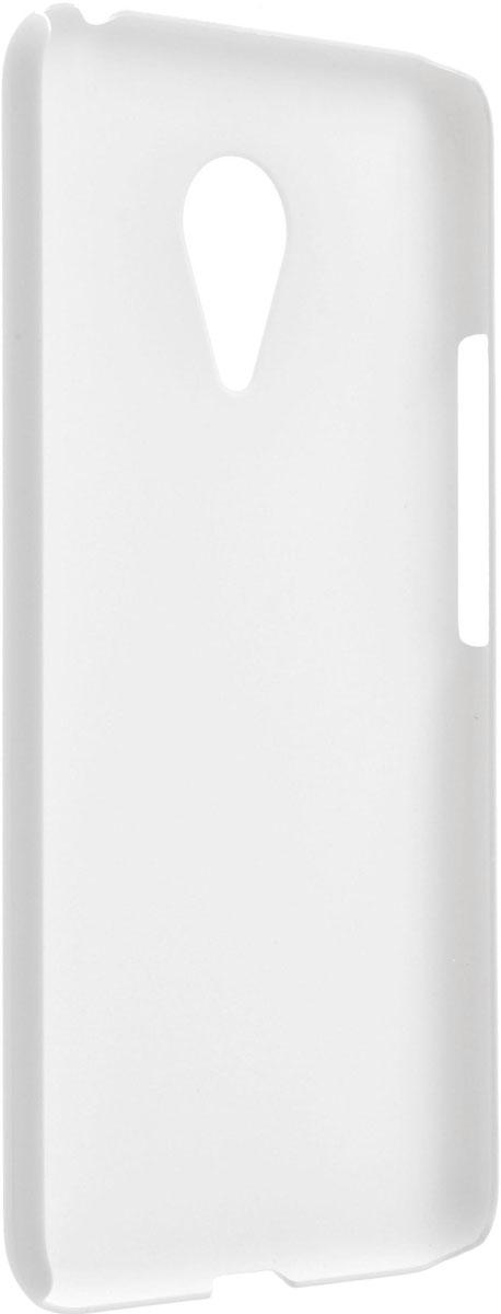 Skinbox 4People чехол для Meizu Pro 5, White