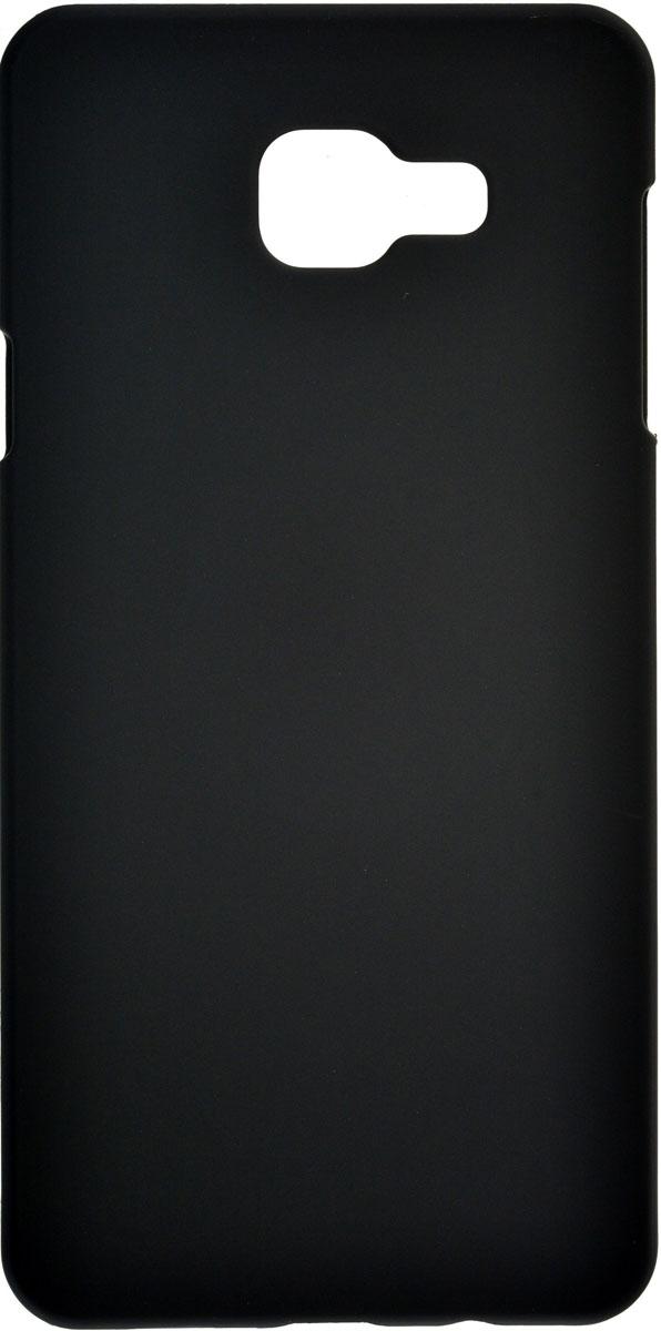 Skinbox 4People чехол для Samsung Galaxy A7 (2016), Black2000000085111Чехол-накладка Skinbox 4People для Samsung Galaxy A7 (2016) бережно и надежно защитит ваш смартфон от пыли, грязи, царапин и других повреждений. Выполнена из высококачественного поликарбоната, плотно прилегает и не скользит в руках. Чехол-накладка оставляет свободным доступ ко всем разъемам и кнопкам устройства.