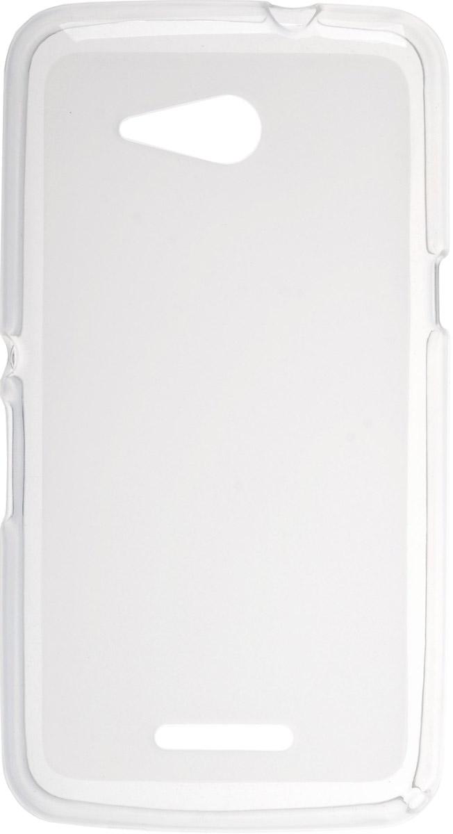Skinbox Silicone чехол для Sony Xperia E4g, Transparent2000000087177Чехол-накладка Skinbox Silicone для Sony Xperia E4g обеспечивает надежную защиту корпуса смартфона от механических повреждений и надолго сохраняет его привлекательный внешний вид. Накладка выполнена из высококачественного силикона, плотно прилегает и не скользит в руках. Чехол также обеспечивает свободный доступ ко всем разъемам и клавишам устройства.