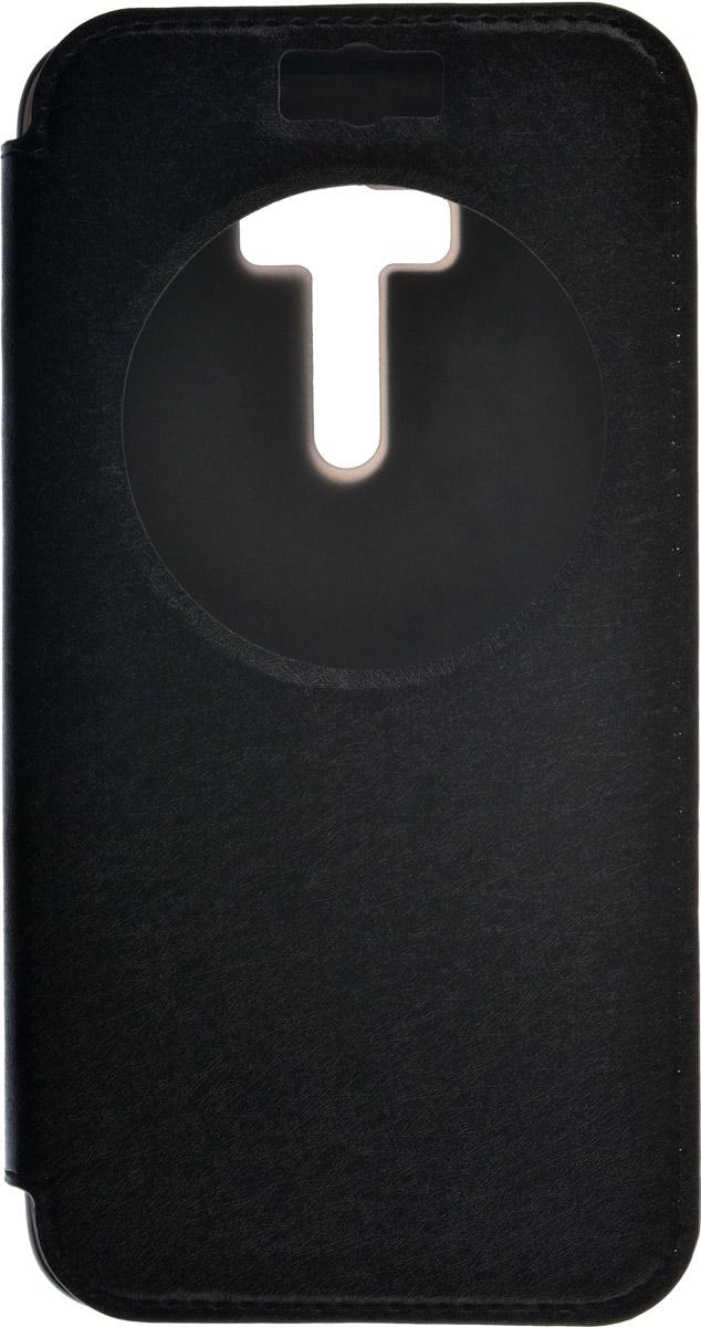 Skinbox MS AW чехол для Asus Zenfone Selfie ZD551KL, Black2000000087214Чехол Skinbox MS AW выполнен из высококачественного поликарбоната и экокожи. Он обеспечивает надежную защиту корпуса и экрана смартфона и надолго сохраняет его привлекательный внешний вид. Чехол также обеспечивает свободный доступ ко всем разъемам и клавишам устройства.