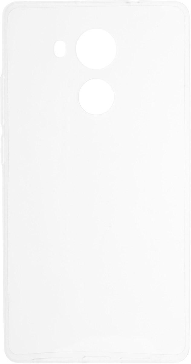 Skinbox Silicone Slim чехол для Huawei Mate 8, Transparent