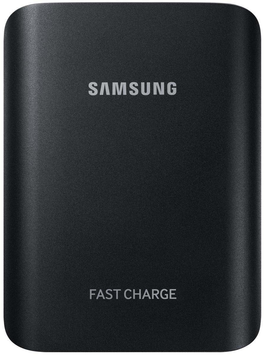 Samsung EB-PG935BBR, Black внешний аккумуляторEB-PG935BBRGRUВнешний аккумулятор Samsung EB-PG935 использует технологию полноценной быстрой зарядки, что означает, что он не только быстро заряжает совместимое мобильное устройство, но и сам заряжается очень быстро. Универсальный внешний аккумулятор совместим со смартфонами Samsung с поддержкой функции быстрой зарядки Adaptive Fast Charge, а также многими другими мобильными устройствами. От многих других этот внешний аккумулятор отличает стильный металлический корпус с закруглёнными краями, схожий с дизайном флагманских устройств Samsung.