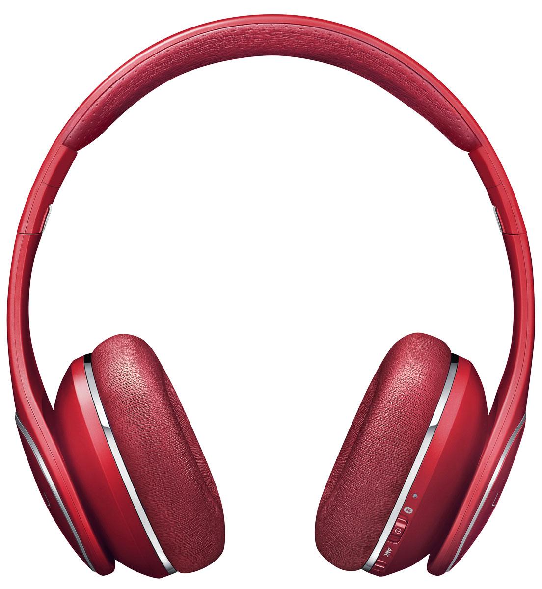 Samsung EO-PN900B Level On, Red беспроводные наушникиEO-PN900BREGRUЖизнь в современном мегаполисе течет быстро и не дает времени остановиться и отдохнуть. Поэтому, всегда приятно насладиться в дороге любимой музыкой в хорошем качестве или новинками мира кино. Именно в этом Вам поможет беспроводная Bluetooth-гарнитура Samsung EO-PN900 Гарнитура снабжена высококачественными 40 мм динамиками, которые прекрасно справляются с воспроизведением музыки даже в самом высоком качестве, а встроенные кнопки управления и микрофон позволят Вам даже не вынимать телефон из сумки или кармана для переключения песен, управления громкостью или принятия звонков. Bluetooth версии 3.0 обеспечивает прекрасное качество соединения и скорость передачи данных, что позволяет добиться великолепного качества звука Великолепный стильный дизайн Samsung EO-PN900 не только прекрасно выглядит, но и, благодаря использованию самых качественных материалов, очень надежен и прочен. Приятные мягкие амбушюры и оголовье не сильно давят на уши и...