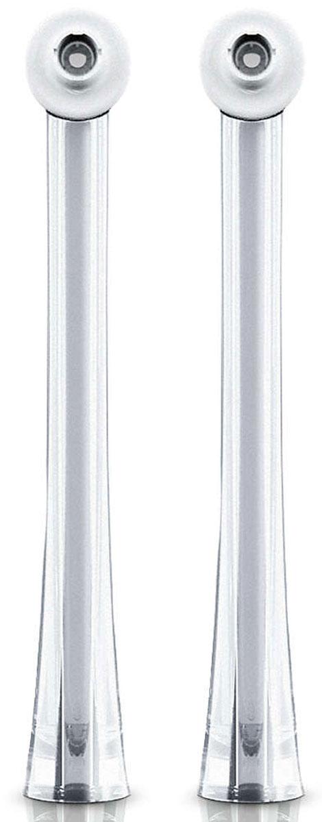 Philips HX8032/07 насадка для электрической зубной щеткиHX8032/07Если вы нерегулярно пользуетесь зубной нитью, насадка AirFloss Ultra — это самое простое решение для очищения межзубных промежутков. Клинически доказано, что насадка Philips Sonicare AirFloss Ultra улучшает здоровье десен так же эффективно, как и зубная нить. Позволяет улучшить состояние десен всего за две недели. Бережно удаляя налет, который остался после чистки зубной щеткой, насадка Philips Sonicare AirFloss Ultra помогает предотвратить развитие кариеса в межзубных промежутках. Удаляет до 99,9 % налета на обрабатываемых участках. Клинически доказанные результаты обеспечиваются благодаря уникальной технологии, которая позволяет использовать воду или ополаскиватель для полости рта в сочетании с потоком воздуха для эффективного и бережного очищения между зубами и вдоль линии десен. Новая высокоэффективная насадка AirFloss Ultra увеличивает мощность технологии использования мельчайших капель воды и потока воздуха, позволяя без...