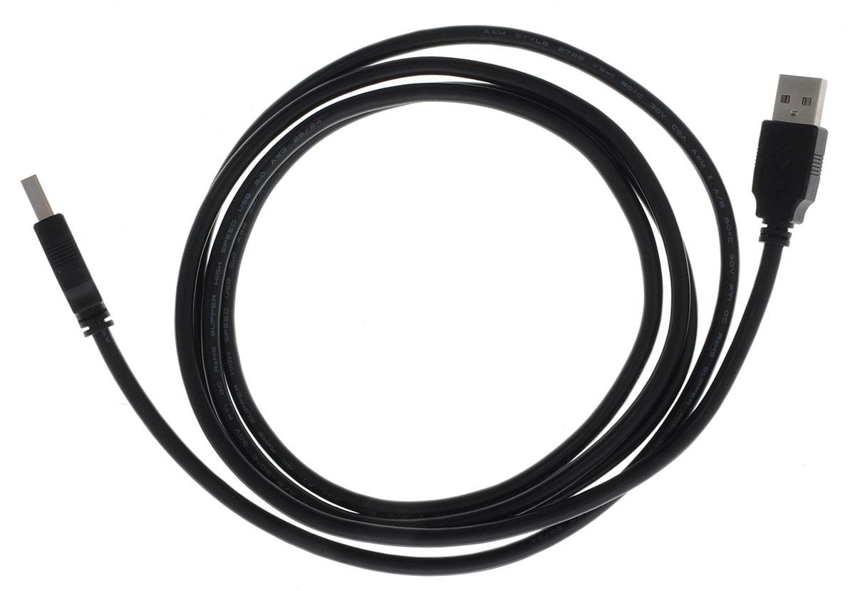 Greenconnect Premium GCR-UM2M-BD2S, Black кабель USB 1.8 м