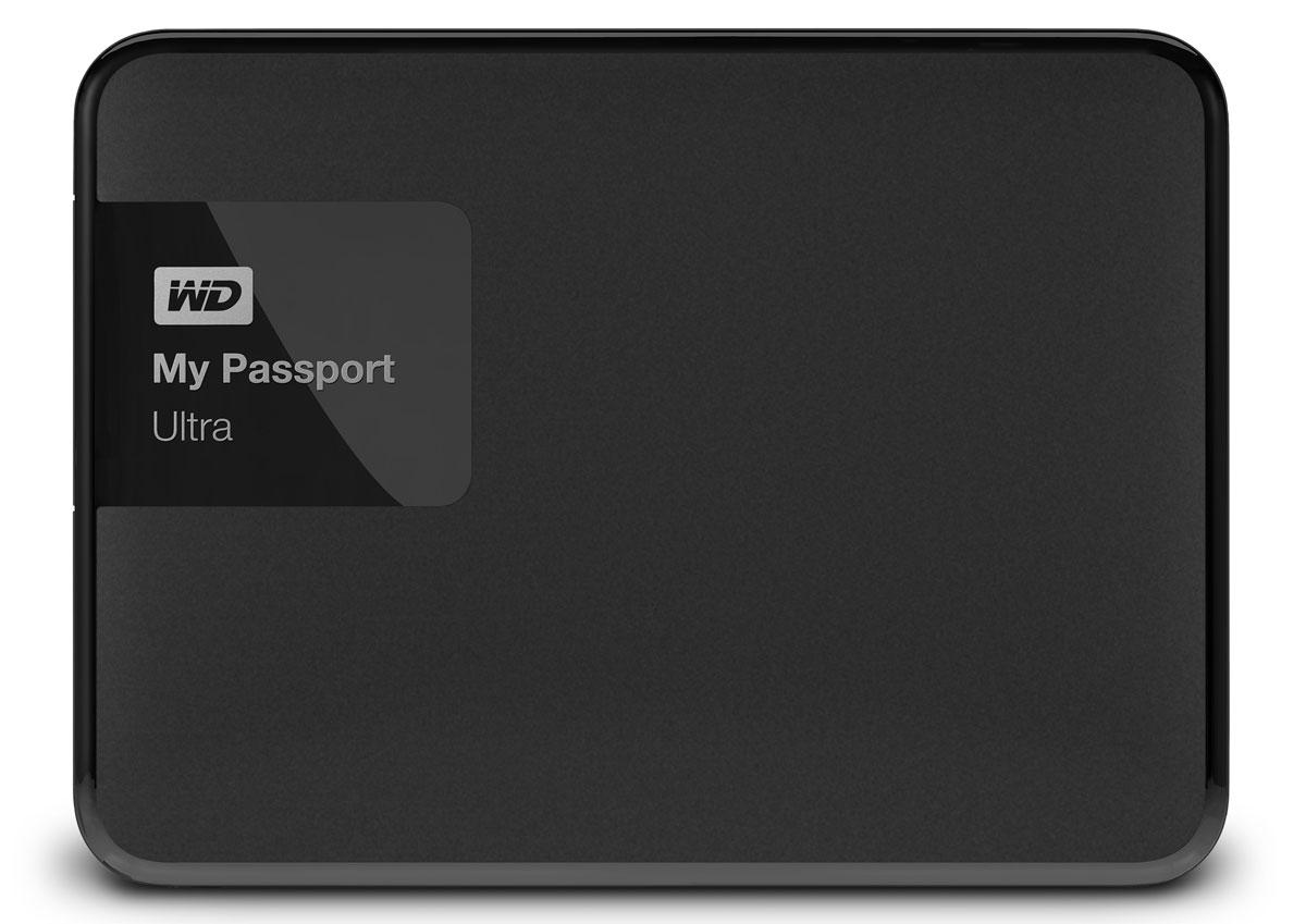 WD My Passport Ultra 2TB, Black внешний жесткий диск (WDBNFV0020BBK-EEUE)WDBNFV0020BBK-EEUEНесмотря на свои компактные размеры, накопитель My Passport Ultra является стильным, мощным и защищенным устройством. Под цветным корпусом скрыты надежность и результат семи поколений инноваций. My Passport Ultra предлагается в четырех цветовых решениях, доступна емкость 500 ГБ, 1 ТБ, 2 ТБ и 3 ТБ. Накопитель обладает гибкими параметрами резервного копирования, аппаратным шифрованием с 256-разрядным ключом и ограниченной гарантией в три года. WD Backup: автоматическое и масштабируемое резервное копирование Создайте собственную стратегию автоматического резервного копирования, отвечающую вашему графику и стилю работы. Создавайте резервные копии всех файлов системы или только отдельных папок и файлов. Управление в ваших руках. WD Security: секретный уровень защиты Вы ведь защищаете данные на телефоне с помощью пароля? Почему бы не использовать такую же защиту в накопителе My Passport? Выберите пароль для защиты с помощью мощного аппаратного...