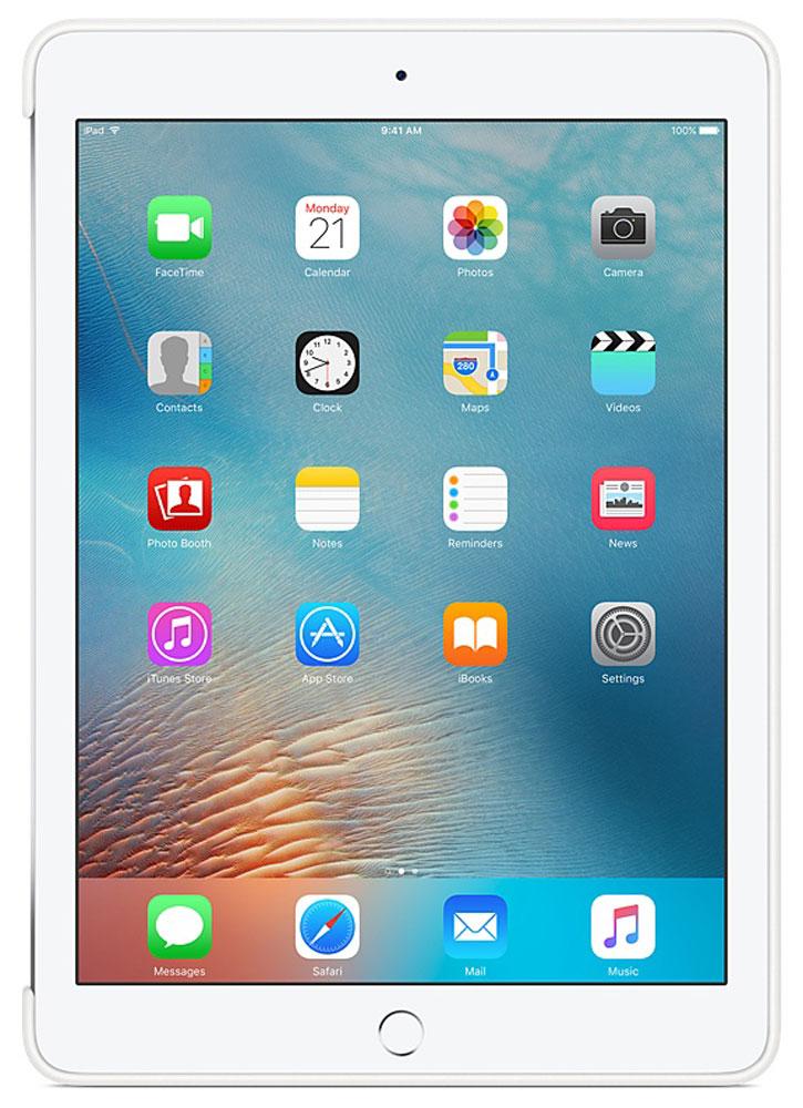 Apple Silicone Case чехол для iPad Pro 9. 7, White
