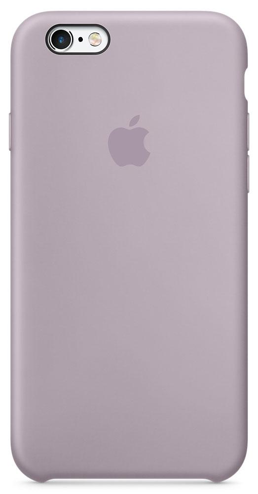 Apple Silicone Case чехол для iPhone 6/6s, Lavender