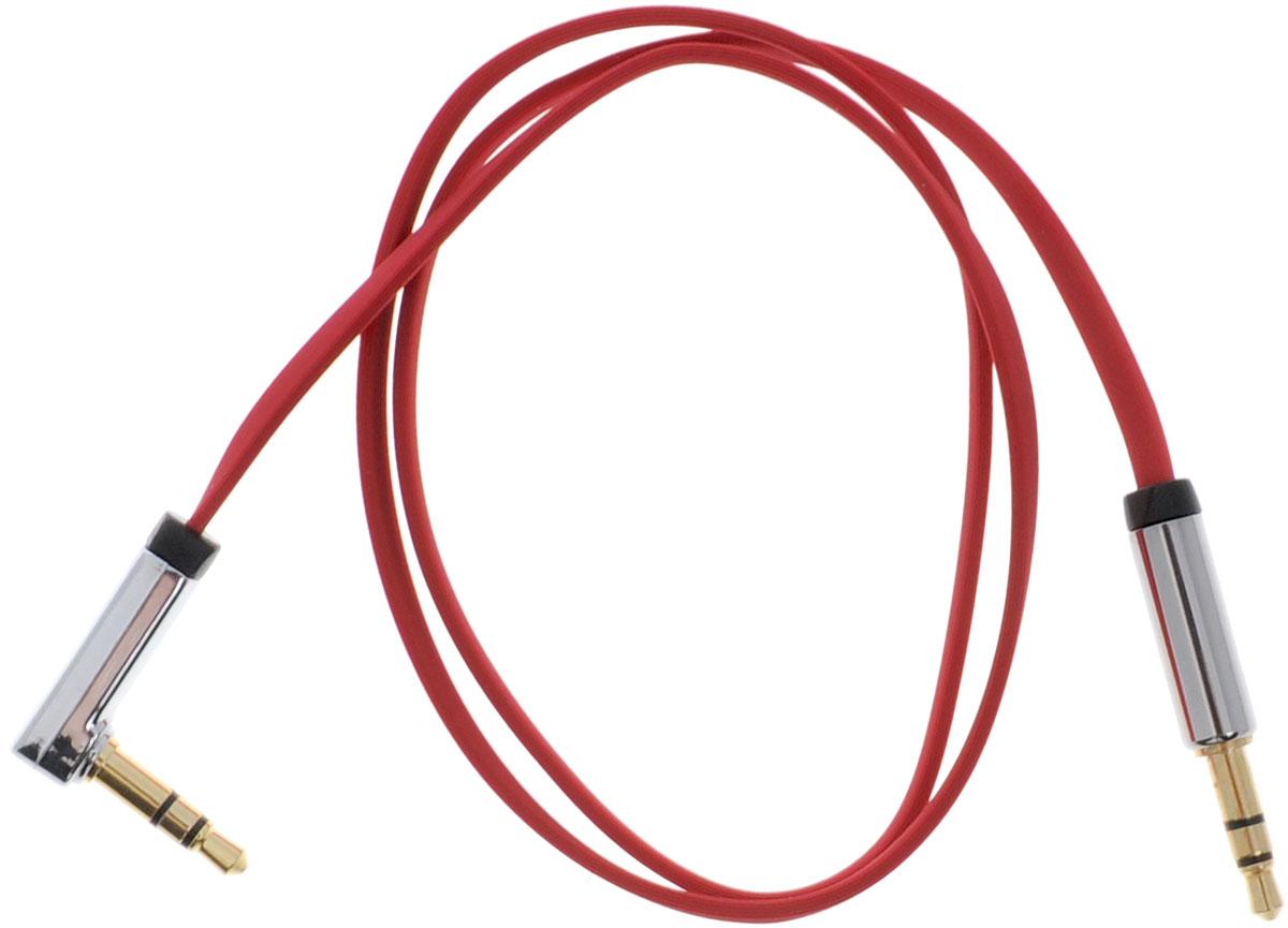 Ugreen UG-10797, Red Silver кабель AUX 0.5 мUG-10797Кабель Ugreen UG-10797 может быть использован для подключения, например, гарнитуры с MP3-плеером, компьютера, DVD, TV, радио, CD плеер в которых есть данный аудиоразъем. Главное отличие этого аудио кабеля - мягкая оболочка и стильные металлические соединители. Прекрасное качество исполнения и экранирование позволит избежать влияния помех при передаче сигнала. Толщина кабеля: 1,5 х 3,5 мм Тип оболочки: ПВХ
