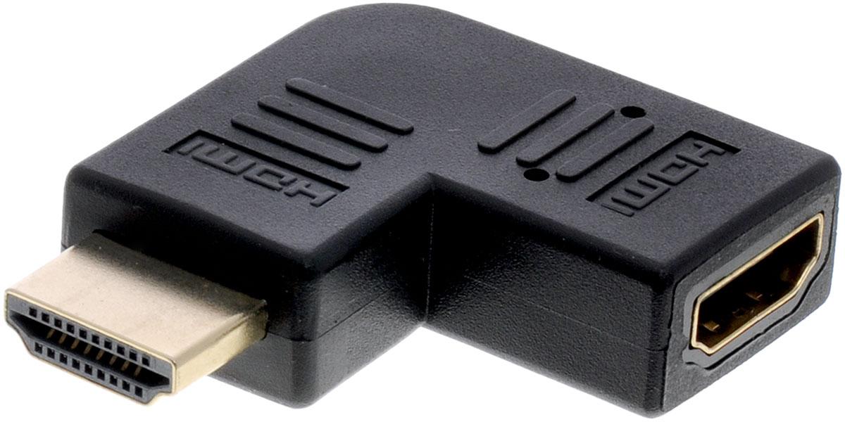 Greenconnect GC-CV306, Black адаптер-переходник HDMI