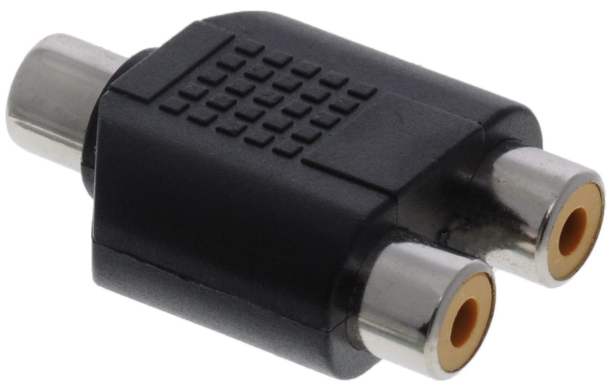 Greenconnect GC-AVA10, Black адаптер-переходник RCAGC-AVA10Адаптер-переходник Greenconnect GC-AVA10 предназначен для преобразования моно аудио сигнала в стерео сигнал или разделения одного моно сигнала на два идентичных канала. Переходник является незаменимой частью системы в тех случаях, когда из одного источника, необходимо разделить сигнал на разное оборудование.