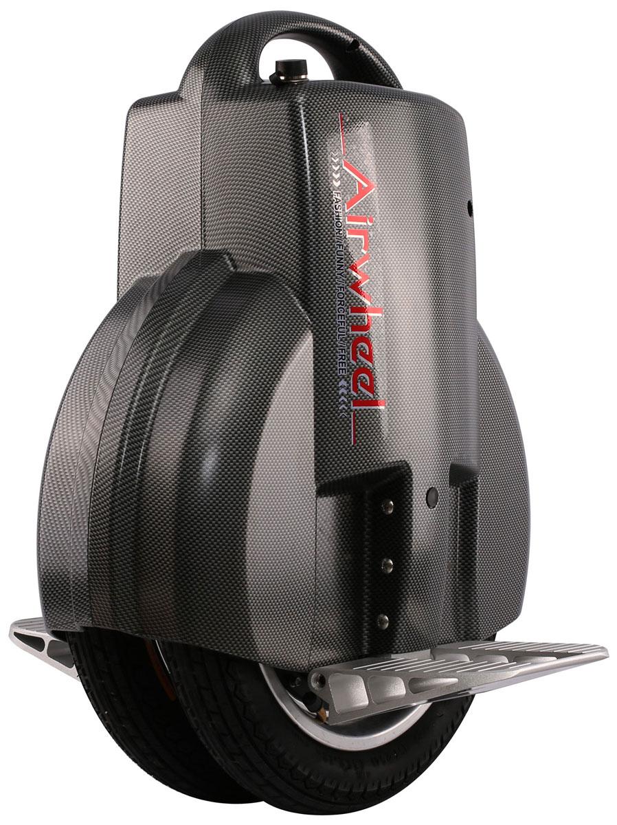 Airwheel Q3, Black двухколесный гироцикл (батарея Panasonic 340 Вт/ч)AIRWHEEL Q3-340WH-BLACKКомпактное моноколесо со сдвоенной колесной конструкцией и диаметром 14 дюймов. Двойное колесо Защита от пыли и влаги Индикатор заряда Ручка для переноски 340WH Материал корпуса: Металл; Пластик