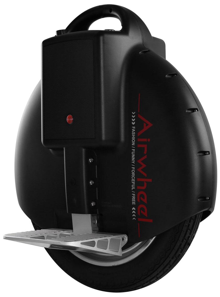 Airwheel X8, Black одноколесный гироцикл (батарея Panasonic 170 Вт/ч)AIRWHEEL X8-170WH-BLACKКомпактное моноколесо с одноколесной конструкцией и радиусом 16 дюймов Защита от пыли и влаги Индикатор заряда Ручка для переноски Увеличенное колесо 170WH Материал корпуса: Металл; Пластик