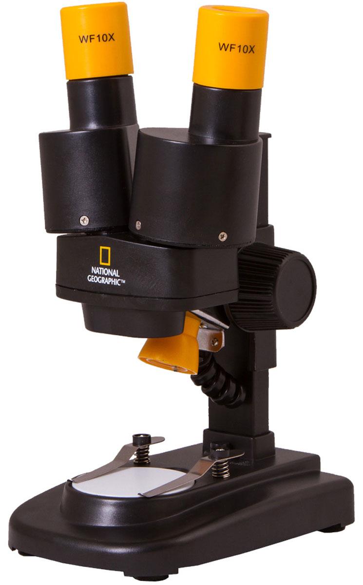 Bresser National Geographic 20x микроскоп стереоскопический