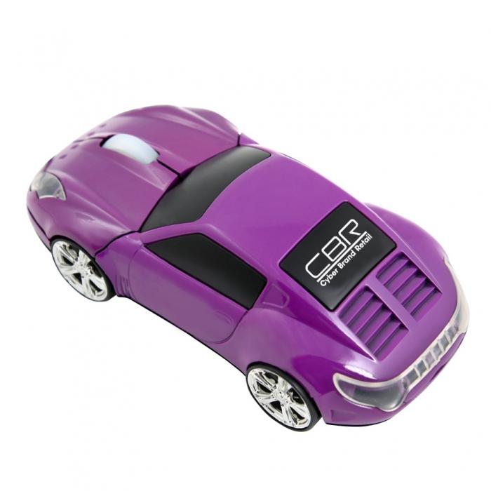 CBR MF 500 Lambo, Purple мышь