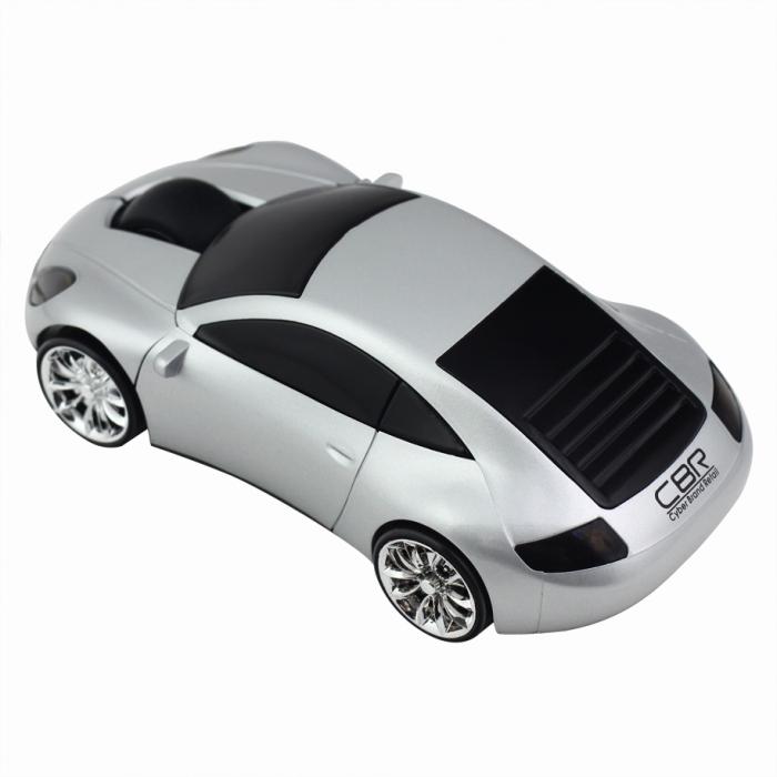 CBR MF 500 Lazaro, Silver мышь
