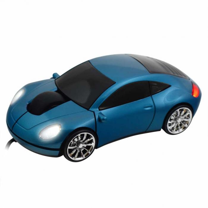 CBR MF 500 Lazaro, Blue мышь