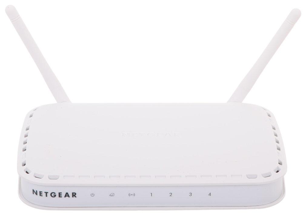 Netgear WNR614 маршрутизаторWNR614-100PESМаршрутизатор Netgear WNR614-100PES является идеальным решением для небольших квартир и домов. Данная модель обеспечивает стабильную передачу данных по Wi-Fi сети и раздачу интернета нескольким проводным и беспроводным устройствам, объединённым в единую сеть. На передней панели модели расположены светодиодные индикаторы: питание, беспроводная сеть, интернет, индикаторы локальных портов LAN. На задней панели имеются локальные порты и порт подключения к интернету, доступ к кнопке reset и разъём для блока питания. Маршрутизатор можно установить и в вертикальном положении с помощью прилагаемых подставок. Они легко фиксируются и хорошо удерживают корпус даже с подключёнными кабелями. Для управления Netgear WNR614- 100PES используется веб-интерфейс, подсказки которого помогают понять незнакомые функции, а настройки позволяют обезопасить интернет соединение и вести учёт трафика.