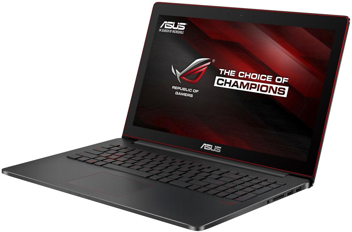 ASUS ROG G501VW (G501VW-FY131T)G501VW-FY131TAsus ROG G501VW представляет собой мощный игровой ноутбук одной из самых известных геймерских серий - Republic of Gamers. Он является одним из самых тонких, легких и тихих компьютеров для геймеров. Лэптоп имеет 15.6-дюймовый дисплей с IPS-матрицей и покрытием Anti-Glare. Центром всех вычислительных операций в данной модели является процессор с поддержкой многопоточной технологии Hyper-Threading Intel Core i7, который в паре с видеокартой nVidia GeForce GTX 960M с видеопамятью GDDR5 объемом 2 ГБ способны гарантировать высочайшую скорость работы всех современных игр даже при максимальных настройках. Дисплей с покрытием Anti-Glare и разрешением Full HD делает изображение ярким, реалистичным и контрастным под любым углом обзора. Смотреть фильмы и играть на ноутбуке с таким дисплеем всегда одно удовольствие. В этом отношении ноутбук практически не уступает геймерским стационарным компьютерам. Клавиатура в Asus ROG G501VW оптимизирована...