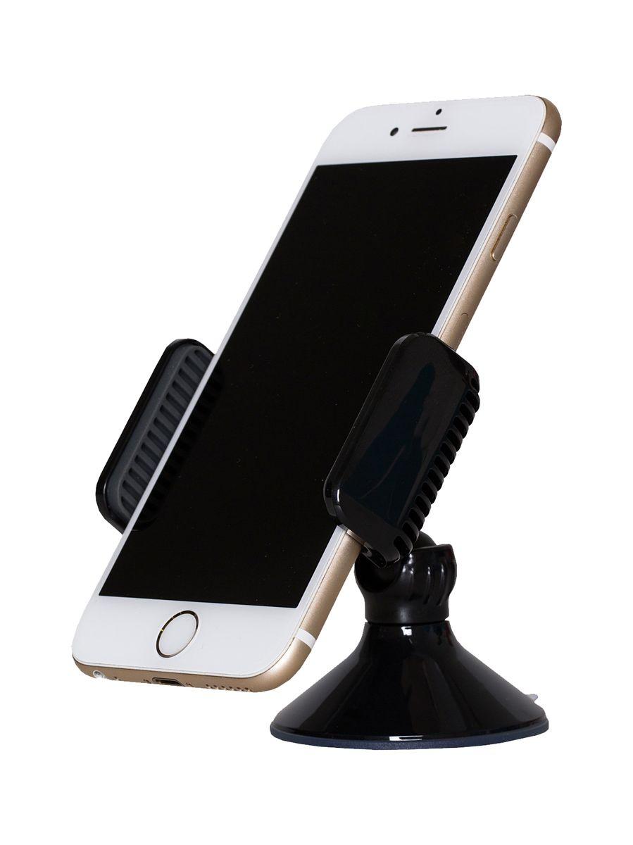 uBear 2 in 1, Black автомобильный держатель для смартфоновCM03BL01-SPАвтомобильный держатель для смартфонов uBear 2 in 1 - это прорыв на рынке данного оборудования благодаря универсальному набору с двумя насадками, что позволяет установить его в дефлектор, а также на торпеду или ветровое стекло. Предусмотрена также возможность крепления смартфона вместе с защитным чехлом. Автодержатель uBear 2-in-1 Car Mount рассчитан на смартфоны с диагональю дисплея до 6 дюймов. Крепление может поворачиваться на 360 градусов, что позволит вам настроить самый оптимальный угол обзора.