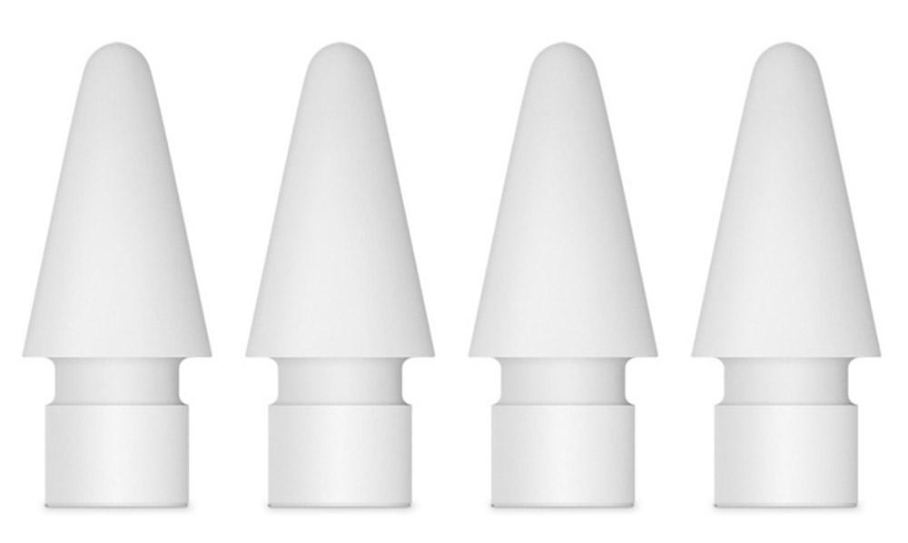 Apple наконечник для Pencil, White 4 шт