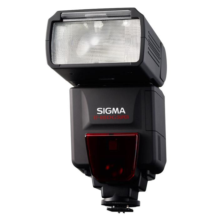 Sigma EF 610 DG Super NA-ITTL фотовспышка для Nikon