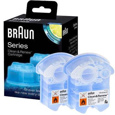 Braun CCR2 картридж для Syncro Lemonfresh