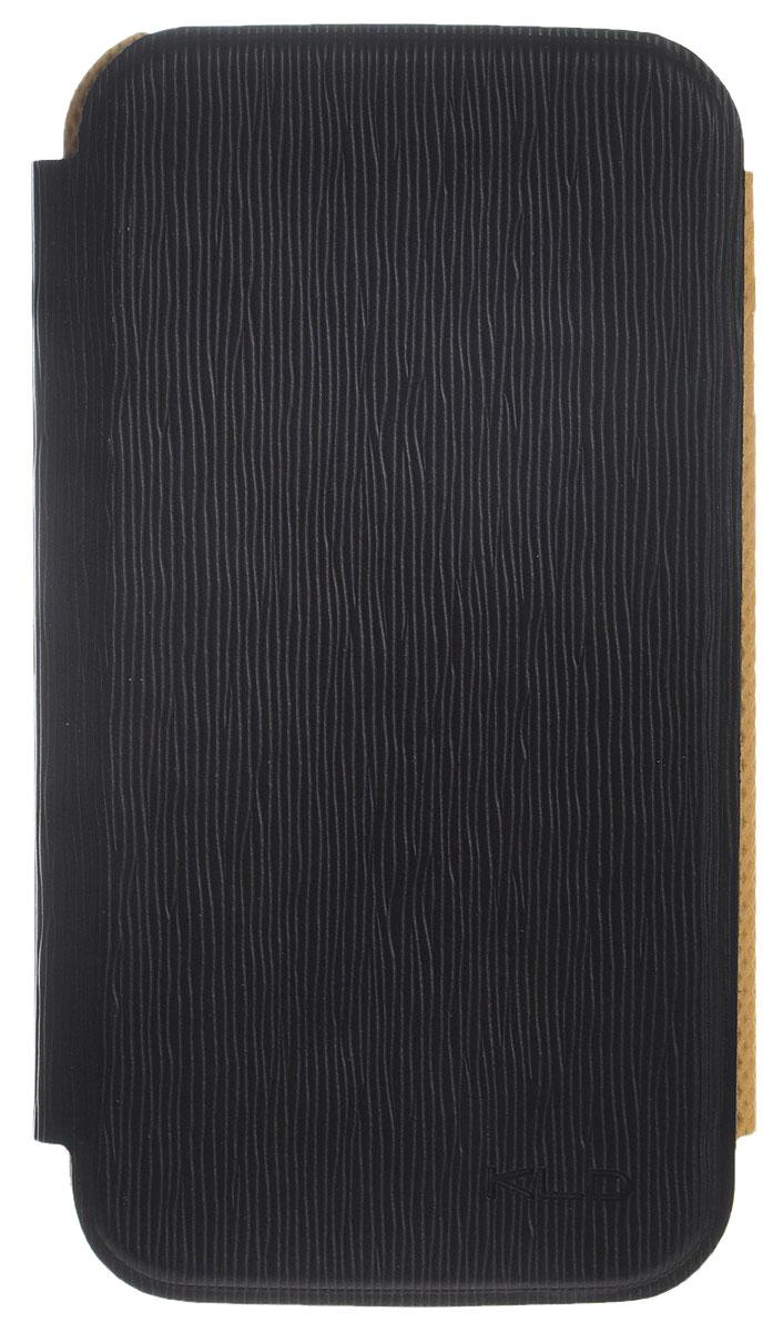 Kalaideng Fresh чехол для Samsung Galaxy S4, Black