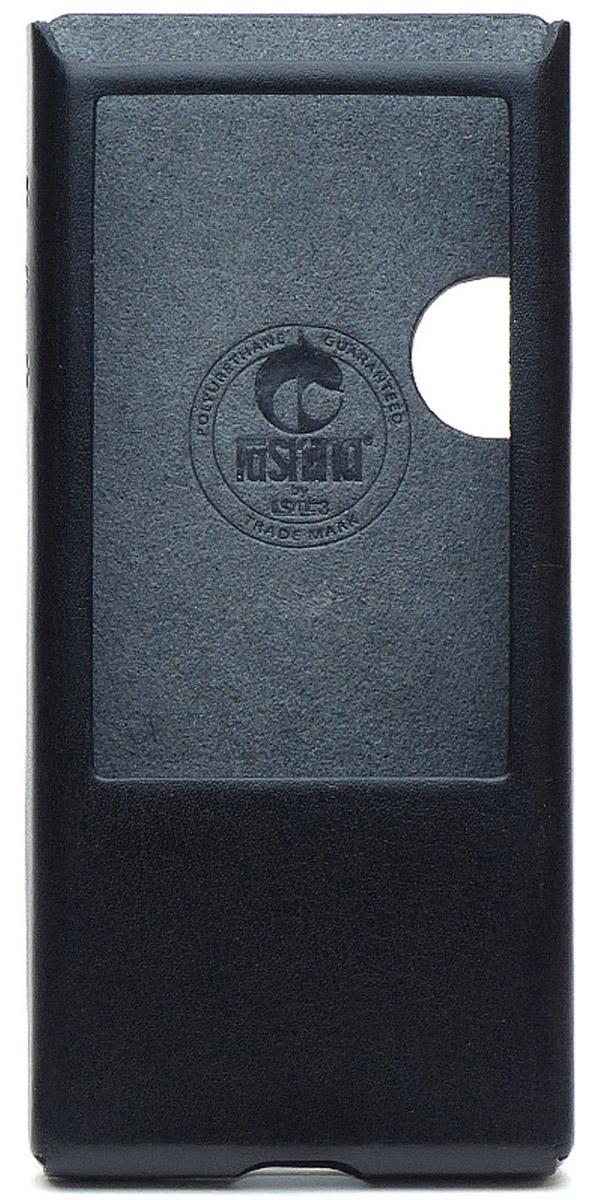 Astell&Kern чехол для AK Jr, Black15118161Специально для младшего плеера компания Astell&Kern выпустила коллекцию чехлов, которые не только прекрасно обрамляют тонкие и привлекательные контуры устройства, но и надежно защищают от внешних воздействий. Материал, выбранный для этой важной роли, поставляет компания Synt3 - мировой производитель полиуретана, расположенный в Милане. Внешняя привлекательность, приятные тактильные ощущения материалов, разнообразные цвета и текстуры - это именно те качества, которые соответствуют знаку Made in Italy.