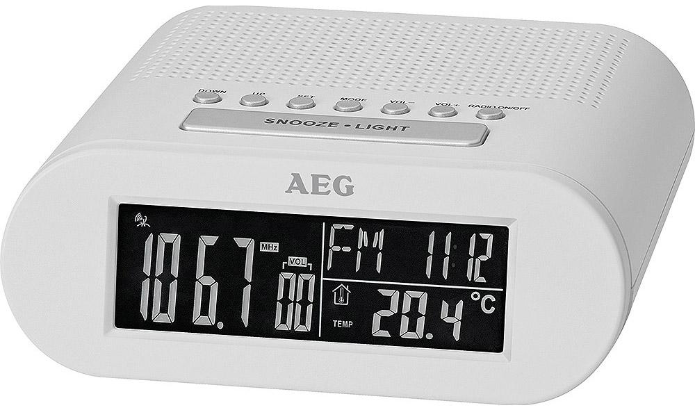 AEG MRC 4145 F, White ���������