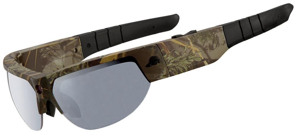 Pivothead PH410 Kudu, Camouflage экшн-камераPH410Легкая и прочная экшн-камера Pivothead PH410 Kudu в форме очков дает возможность снимать высококачественное видео, не отвлекаясь от занятий спортом, охотой, рыбалкой, туристическими походами и другими видами активного отдыха. С помощью технологии фотохромных линз экшн-камера адаптируется под любые условия, будь вы на улице или в помещении. Переход происходит в течении 7 секунд в условиях яркого освещения. Серебристое напыление линз блокирует ультрафиолетовые лучи, а также вредные A/B волны на 100%. Оправа очков выкрашена в камуфляжный цвет. Pivothead PH410 Kudu записывает видео в качестве Full HD 1080, со скоростью 30 кадров в секунду. Можно понизить разрешение видео до HD 720, за счет чего скорость кадров увеличится до 60 кадров в секунду. 8-мегапискельная матрица обеспечивает качественную фотосъемку. Имеются несколько режимов автофокусировки, а угол обзора составляет 75 градусов. Линзы в Pivothead PH412 Kudu быстросъемные, а носовые...