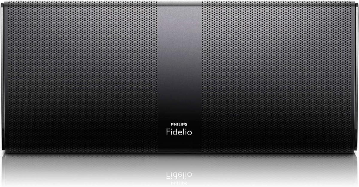 Philips P8BLK/10 портативная акустическая система