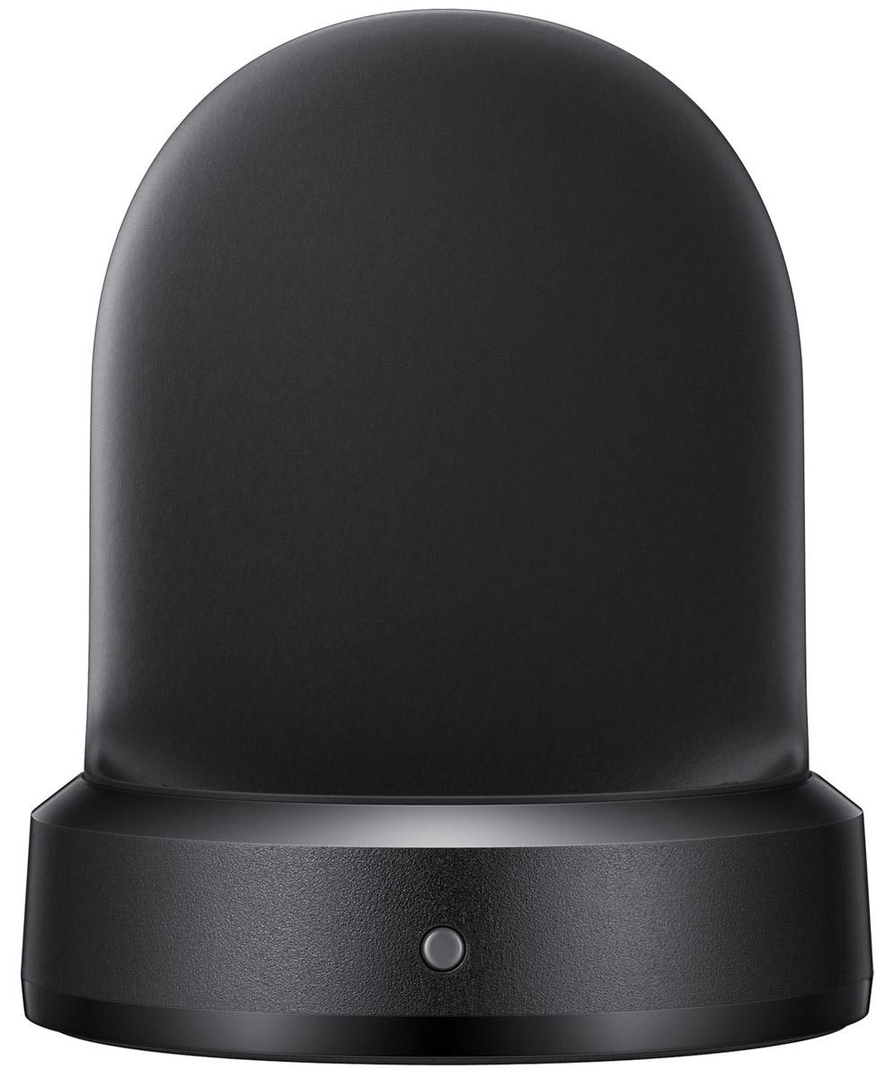 Samsung EP-OR720B зарядная док-станция для Gear S2/S2 Classic, BlackEP-OR720BBRGRUДок-станция Samsung EP-OR720B подходит для умных часов Samsung Gear S2/S2 Classic. Она служит для быстрой беспроводной зарядки и достаточно компактна для того, чтобы взять ее с собой в дорогу. Часы примагничиваются к поверхности док-станции и таким образом надежно закрепляются во избежание повреждений. Док-станция заряжается от провода microUSB (в комплекте).