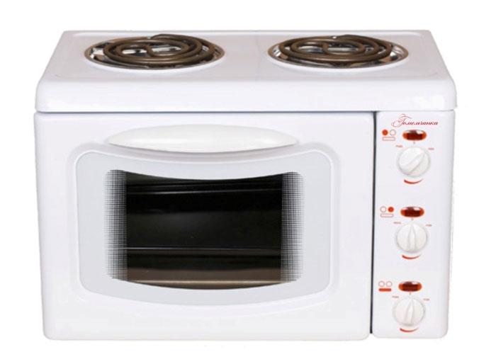 Гомельчанка ЭНТШ 5-2-2,8/2,0-220, White мини-печь ( ЭНТШ5-2-2,8/2,0-220-01.1 )