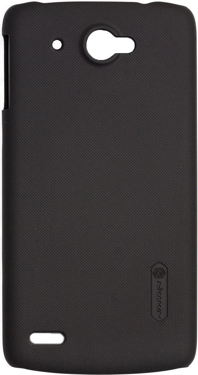 Nillkin Super Frosted чехол для Lenovo S920, Black2000000010717Чехол Nillkin Super Frosted Shield для Lenovo S920 изготовлен из экологически чистого поликарбоната путем высокотемпературной высокоточной формовки. Обе стороны чехла выполнены в соответствии с самой современной технологией изготовления матовых материалов, устойчивых к оседанию пыли, и покрыты краской, светящейся под воздействием ультрафиолета. Элегантный дизайн, чехол приятен на ощупь. Жесткость чехла предотвращает телефон от повреждений во время транспортировки. Размер чехла точно соответствует размеру телефона с четким соответствием всех функциональных отверстий. Он изготовлен из цельной пластины методом загиба, износостойкий, устойчив к оседанию пыли, не скользит, устойчив к образованию отпечатков, легко чистится.