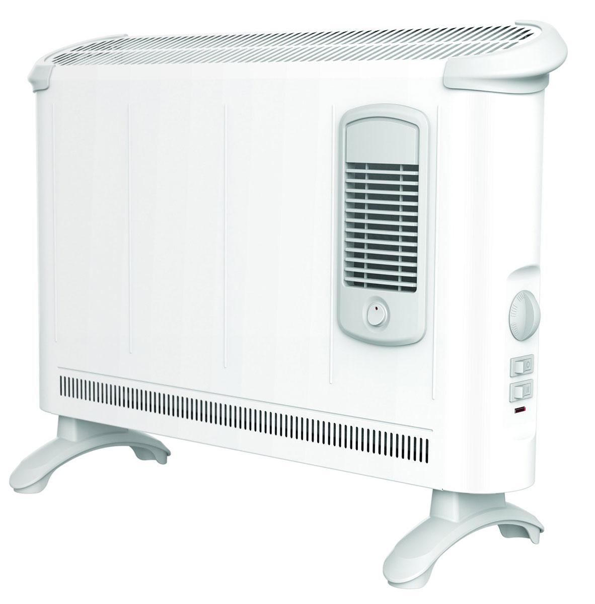 EWT Clima 281 TSF, White конвекторClima 281 TSFКонвектор EWT Clima 281 TSF идеально подходит для переходного периода осенью и весной или в качестве полного отопления для небольших жилых помещений. Благодаря своей мобильности его с легкостью можно установить практически везде - достаточно всего лишь розетки. Бесшумно проходящий вверх через нагревательные элементы воздух быстро и равномерно нагревает помещения. Экономичная рециркуляция тепла больших объемов создает приятный и сбалансированный климат уюта.