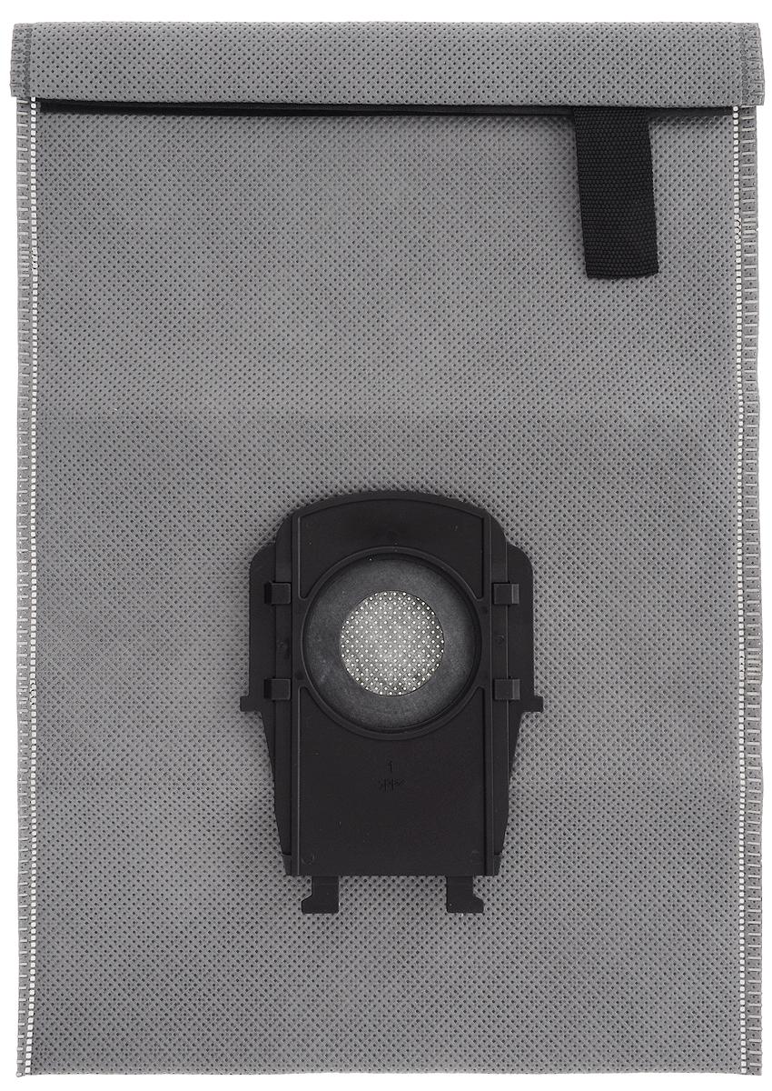 Bosch BBZ10TFP текстильный фильтр для BSG82 ErgomaxxBBZ10TFPМногоразовый текстильный мешок-пылесборник для пылесосов Bosch. Мешок-пылесборник - тип P. Нетканный материал Гигиенический пластиковый затвор