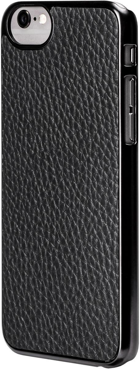 uBear Cartel Case чехол для iPhone 6/6s, BlackCS06BL03-I6Элегантный аксессуар, способный вызывать эмоции при каждом прикосновении. Натуральная кожа из Новой Зеландии. Потрясающий дизайн и ярко выраженная индивидуальность. Безупречная защита Вашего устройства. Чехол обеспечивает свободный доступ ко всем функциональным кнопкам смартфона и камере. Премиум сегмент по разумной цене.