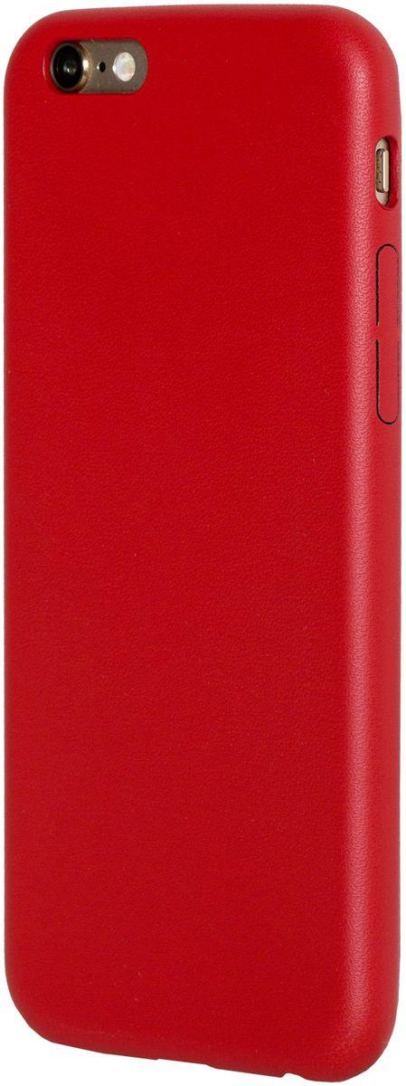 uBear Coast Case чехол для iPhone 6/6s, RedCS13RD01-I6Лаконичный дизайн в идеальном исполнении. Инновационный, износостойкий материал обеспечит безупречную защиту Вашего устройства. Чехол обеспечивает свободный доступ ко всем функциональным кнопкам смартфона и камере. Премиум сегмент по разумной цене.