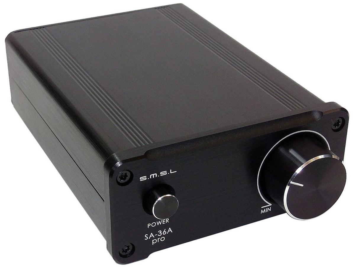 SMSL SA-36A Pro, Black усилитель