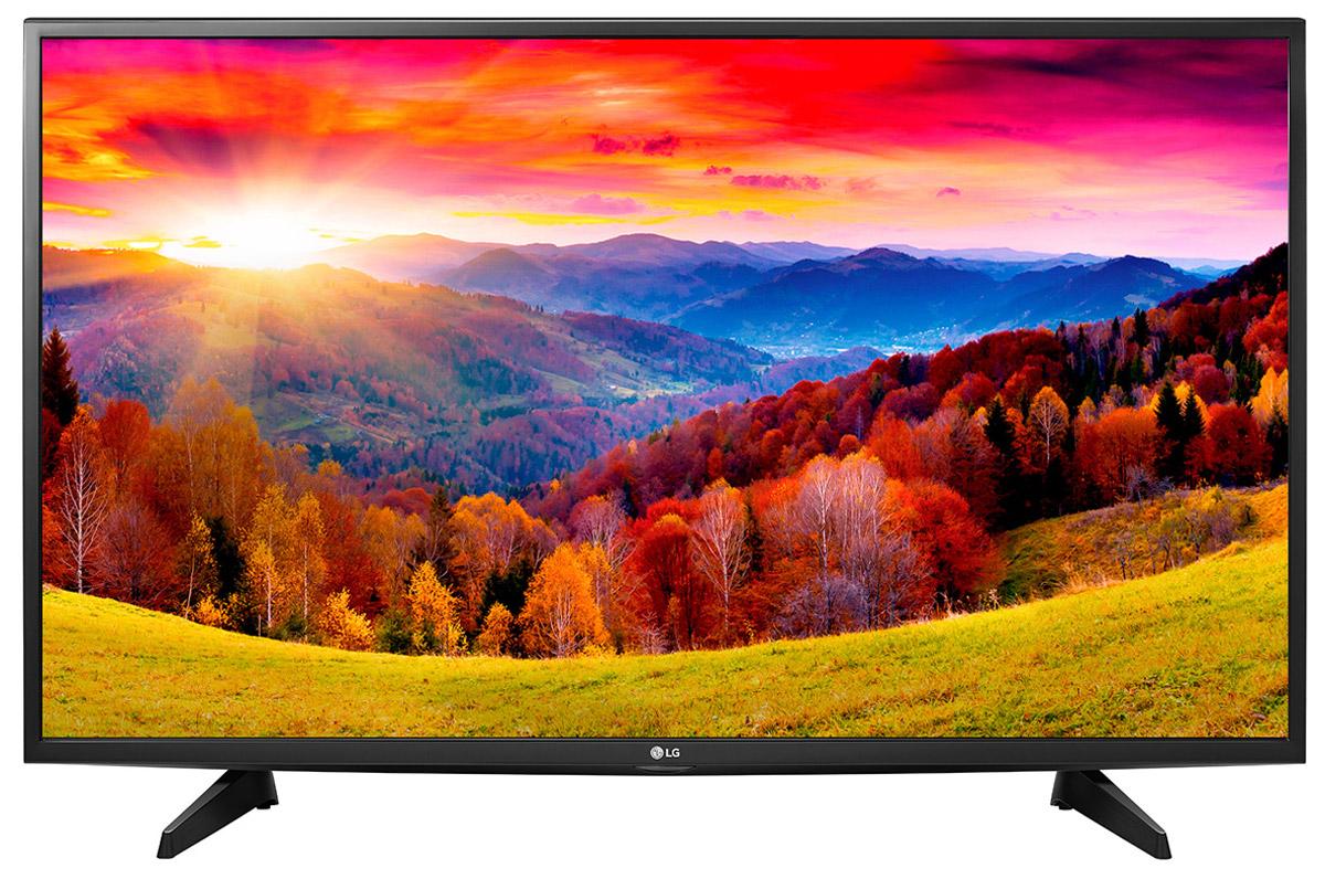 LG 49LH570V телевизор49LH570VСовременный телевизор LG 49LH570U для всей семьи. Triple XD процессор: Новый графический процессор отвечает за качество цветопередачи, уровень контрастности и чёткость изображения. webOS 3.0: Обновлённая операционная система LG SMART TV на базе webOS 3.0 создана для того, чтобы доступ к фильмам, сериалам, музыке и интернет-порталам через телевизор был простым и удобным. Picture Wizard III: Система точной настройки Picture Wizard III позволяет вам быстро отрегулировать глубину чёрного, цветовую гамму, чёткость изображения и уровень яркости. Virtual Surround: Испытайте эффект объёмного звучания с алгоритмом кинотеатрального распределения звуковой волны. Clear Voice: Автоматическая система подавления шумов и усиления звучания голоса направлена на отделение основных звуков от фона, что помогает чётко слышать речь актёров и телеведущих.