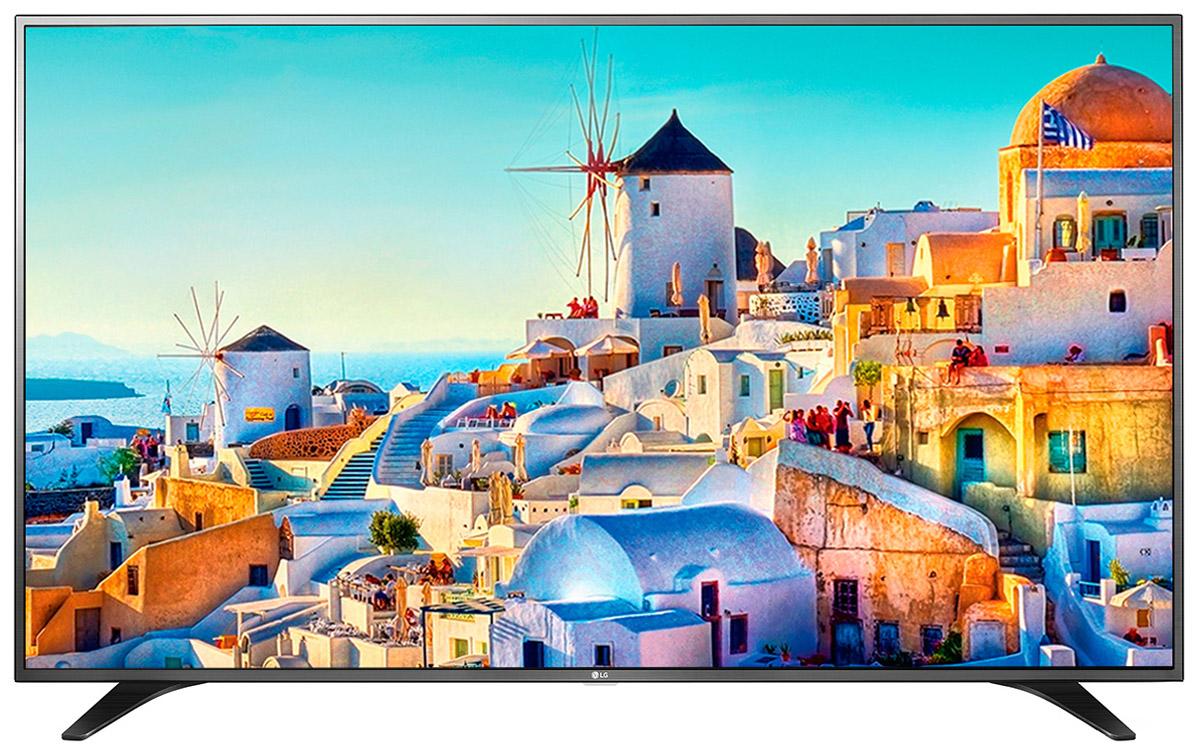 LG 43UH651V телевизор43UH651VТелевизор LG 43UH651V позволяет усиливать цвета за счет настройки яркости экрана для обеспечения максимальной детализации. HDR Pro: Функция HDR Pro позволяет увидеть фильмы с теми яркостью, богатейшей палитрой и точностью цветовых оттенков, с какими они были сняты. ColorPrime Pro: Яркие и сочные, натуральные оттенки теперь могут быть отображены благодаря расширенному цветовому спектру дисплея UHD телевизоров LG. Широкий угол обзора: IPS 4K экран UHD телевизора LG всегда покажет вам идентичные цвета вне зависимости от того из какой части комнаты вы будете его смотреть. Трёхмерная обработка цвета: В новых UHD телевизорах LG используется трёхмерный алгоритм обработки цвета, что позволяет минимизировать искажения и добиться оттенков, максимально приближенных к натуральным. Локальное затемнение: Алгоритм Локального затемнения заключается в управлении подсветкой каждого блока пикселей в ...